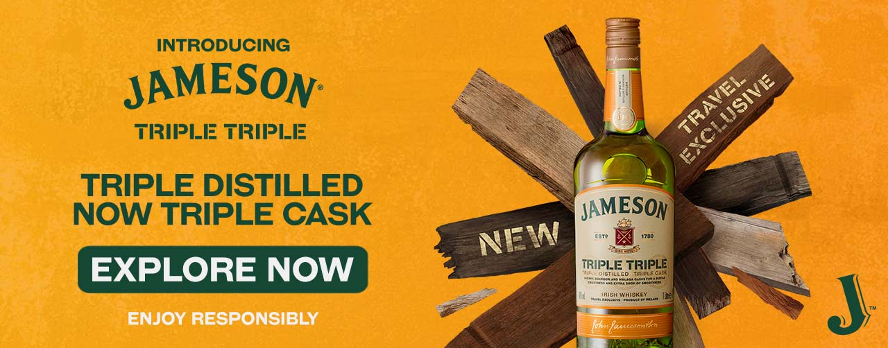 Jameson Triple